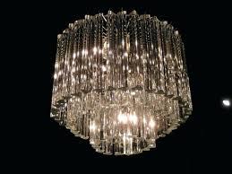 living glamorous chandelier parts glass 24 lighting