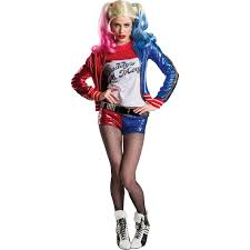 Charades Costume Size Chart Charades Womens Harley Quinn Costume Womens Costumes
