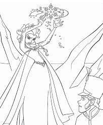 Small Picture 12 Free Printable Disney FROZEN Coloring Pages Anna Elsa Olaf