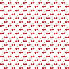 Cherry Pattern New Decoration