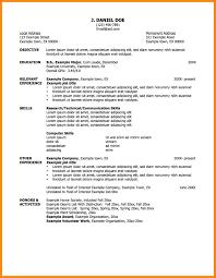 Download Show Me A Resume Haadyaooverbayresort Com