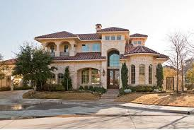 Our Home Design Villa Madrid Mediterranean Exterior Dallas Mesmerizing Dallas Home Design