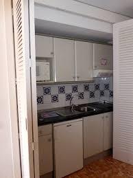 Perfect Apartamentos Siesta I: Studio Apartment Kitchenette