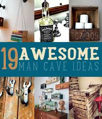 Awesome DIY Mancave Ideas! Furniture, cool decor and best DIYs for decking  out the