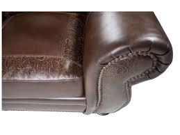 Paisley Sofa usa leather oak paisley sofa mathis brothers furniture 6607 by xevi.us