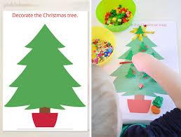Printable Christmas Tree Free Printable Christmas Tree Christmas Printables