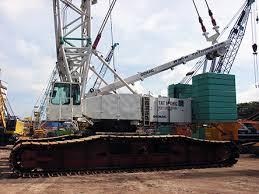 Demag 600 Ton Crane Load Chart 450 600 Ton Used Demag Cc2600 Crawler Crane Crane Sale