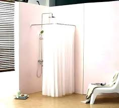 curved shower rod shower curtain rods shower rods corner shower curtain rod corner shower rod
