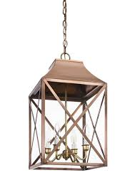 blue lantern pendant light lora collection lg 2 designer hanging pendant light