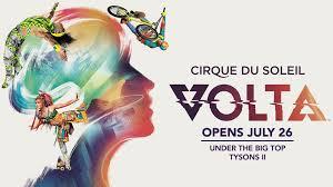 Cirque Du Soleil Volta Tysons Partnership Tysons Va