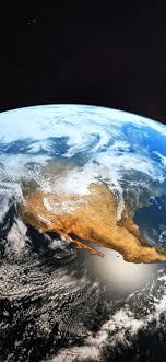 1242x2688 Earth Globe Iphone XS MAX HD ...
