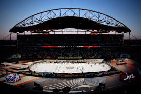 Nhl Heritage Classic At Mosaic Flames And Jets To Meet In