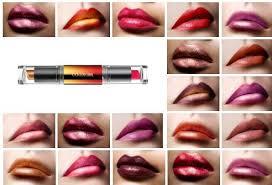 choose lipstick based on dress color