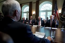 Trump Administration Departures Chart Chart Trumps Cabinet Turnover Is Record Setting Npr