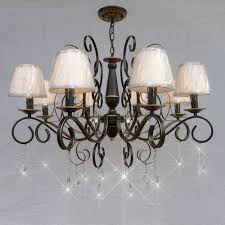 top 54 outstanding astounding wrought iron crystal chandelier black chandeliers with light amusing brass rustic white