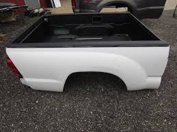 New 05-15 Toyota Tacoma White 6' Truck Bed, Dick's Auto Parts ...