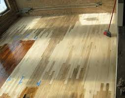 steps to sanding and staining hardwood floors