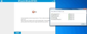 Drucker hp color laserjet cm1312nfi (multifunktionsdrucker). Installing Hp Printer Scanner Driver Fails Super User