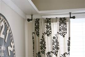 better homes and gardens curtain rods. Curtains : Adjustable Mounting Bracket Wood Curtain Rods Inside Better Homes And Gardens