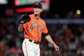 SF Giants' pitching staff ...