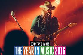 Billboard Country Music Charts 2016 Chris Stapleton Carrie Underwood Fgl Maren Morris More