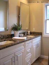 Models White Bathroom Cabinets With Granite Mirrors For Bathrooms Perfect Design