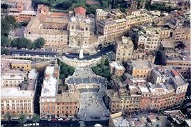 Sie liegt an der piazza di spagna und führt hinauf zur kirche trinità dei monti. Die Spanische Treppe Ein Barockjuwel In Neuem Kleid Romaculta