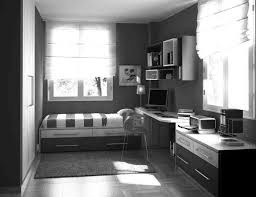Simple Teenage Bedroom Simple Teenage Bedroom Decors With Floating Book Shelf Also Single