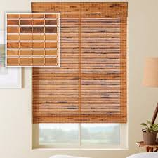 bamboo window blinds. Unique Bamboo MATERIAL TYPE Wood Bamboo With Window Blinds