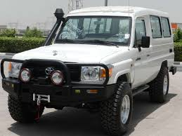 Used 2012 Toyota LAND Cruiser Photos, 4200cc., Diesel, Manual For Sale