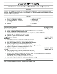 Process Operator Resume Cover Letter Professional Resume Templates