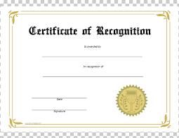 Ms Word Award Template Template Award Academic Certificate Microsoft Word Student