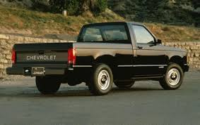 1990 Chevrolet S-10 - Information and photos - ZombieDrive