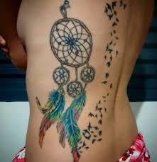 Meaning Of Dream Catcher Tattoos Dreamcatcher Tattoos Dreamcatcher tattoos Tattoo and Body art 76