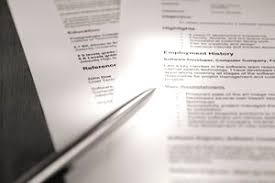 Tips For Job Seekers Proofreading Tips For Job Seekers