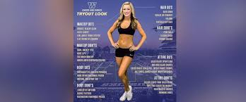 photo a photo initially posted on the university of washington cheerleading facebook page received a