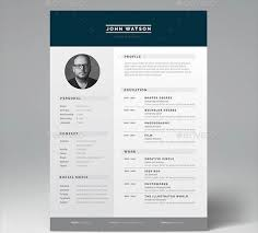 20 Beautiful Free Resume Templates For Designers Pertaining To