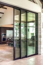 convert hinged door to sliding door exterior sliding doors medium size of pros and cons of sliding glass