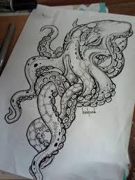 Small Picture Best 10 Octopus tattoos ideas on Pinterest Octopus tattoo