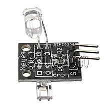 Generic <b>5PCS KY</b>-<b>039</b> 5V Heartbeat Sensor Senser <b>Detector</b> ...