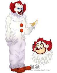 mr bob gray book pennywise by weirdlioness on pennywise by weirdlioness mr bob gray book pennywise by weirdlioness