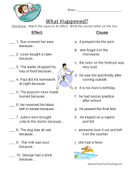 Reading Worksheets | Page 54 of 57 | Have Fun Teaching
