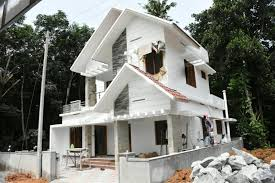 2000 square feet 4bhk kerala home design at 4 5 cent plot home