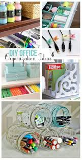clever office organisation 29 diy office table. diy office organization ideas clever organisation 29 diy table
