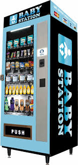 Vend Machine Amazing OptiVend Contact Lens Vending Machine The Optical Vision Site