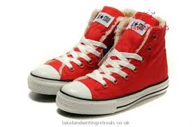 converse shoes high tops red. 100% high quality - materials converse all star classic hi-top shoes tops red
