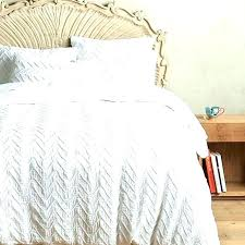 duvet cover extra long twin grey and white striped duv white