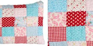 Girls Pillowcases - Childrens Bedding - Babyface - childrens bedding & Matilda Quilted Patchwork Pillowcase Adamdwight.com