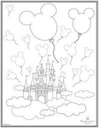 Small Picture Disney Magic Kingdom Coloring Pages Places to Visit Pinterest