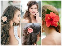 Flower Hair Style the best way to wear flowers in your hair hair world magazine 2938 by wearticles.com